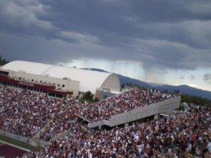 University of Montana Griz Game